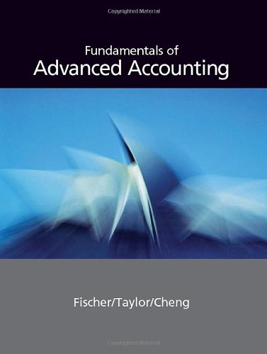 9780324378900: Fundamentals of Advanced Accounting