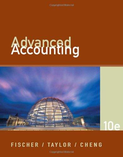 9780324379051: Advanced Accounting