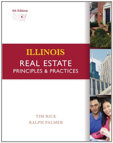 9780324379495: Illinois Real Estate: Principles and Practices