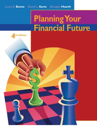9780324380163: Planning Your Financial Future (with Xtra! Access and Stock-Trak Coupon)