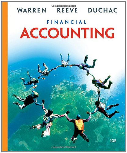 Financial Accounting (Available Titles CengageNOW): Carl S. Warren,