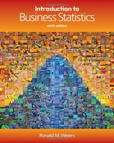 9780324381436: Introduction to Business Statistics