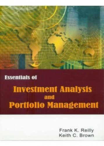 9780324391527: ESSENTIALS OF INVESTMENT ANALYSIS & PORTFOLIO MANAGEMENT 7 / e (Traditional Chinese Edition)