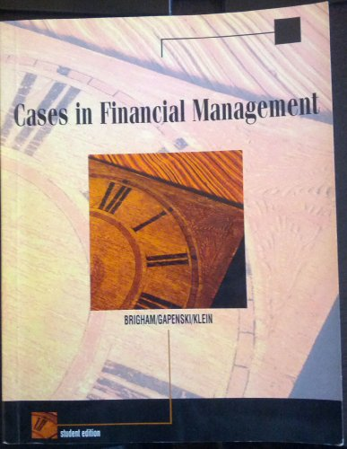 9780324394177: Cases in Financial Management