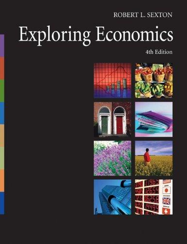 9780324395549: Exploring Economics