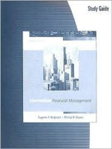Sg Intermediate Financial Management: Phillip R. Daves;