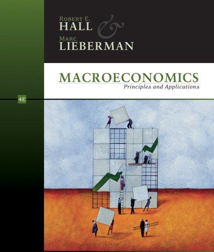 9780324421460: Macroeconomics: Principles and Applications