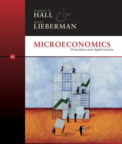 9780324421477: Microeconomics: Principles and Applications (Available Titles CengageNOW)