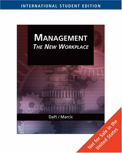 case analysis from principles of management daft Management principles are the statements of fundamental truth based on logic which provides guidelines for managerial decision making and actions there are 14 principles of management described by henri fayol msg management study guide home library  management basics management functions planning function  management study guide is a complete tutorial for management students,.