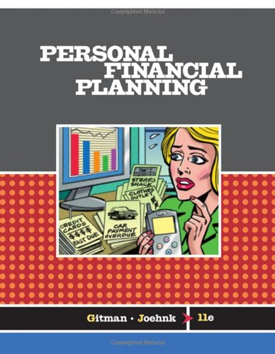 9780324422863: Personal Financial Planning (Available Titles CengageNOW)
