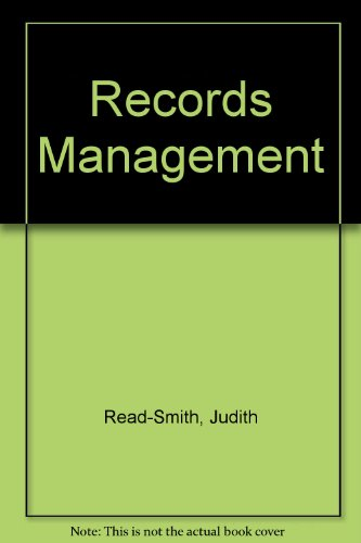 9780324431476: Records Management
