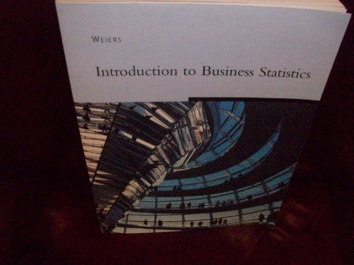 9780324432978: Introduction to Business Statistics