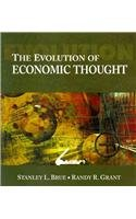9780324536669: The Evolution of Economic Thought (Book Only)