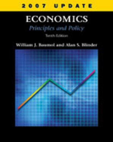 9780324537949: Economics (with InfoTrac )