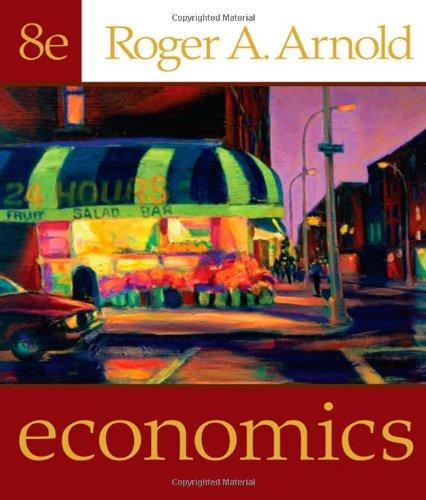 9780324538014: Economics (Available Titles CengageNOW)