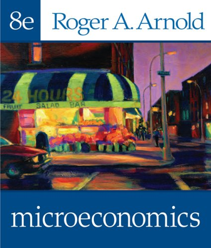 9780324538021: Microeconomics (Available Titles CengageNOW)