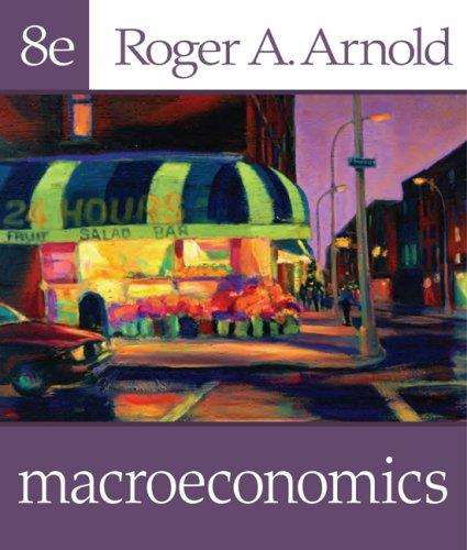9780324538038: Macroeconomics (Available Titles CengageNOW)