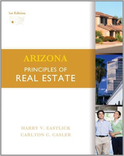 9780324539226: Arizona Principles of Real Estate