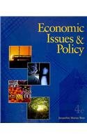 9780324559569: Economic Issues and Policy (Book Only)