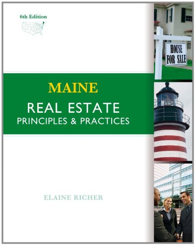 9780324560626: Maine Real Estate
