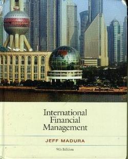 9780324568202: International Financial Management