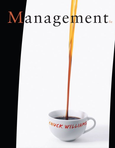 9780324568400: Management (Available Titles CengageNOW)