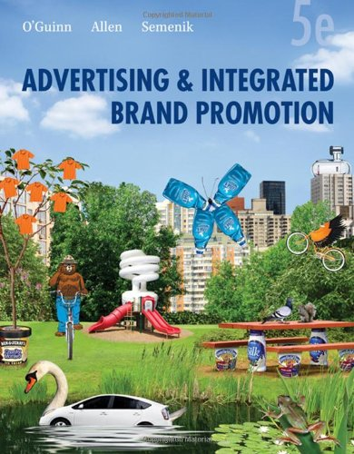 9780324568622: Advertising and Integrated Brand Promotion