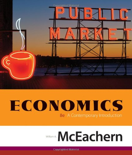 9780324579215: Economics: A Contemporary Introduction (Available Titles Aplia)