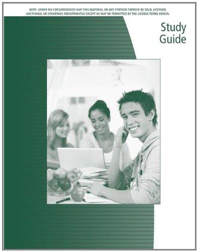 9780324581478: Coursebook for Gwartney/Stroup/Sobel/Macpherson's Economics, 12th