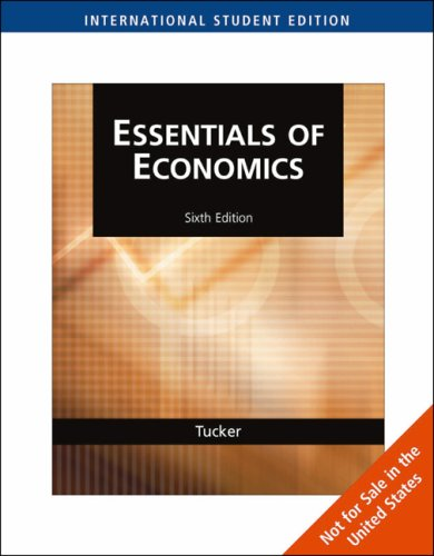 Survey of Economics-Std Guide (6th, 09) by Tucker, Irvin B [Paperback (2008)] (0324583915) by Irvin Tucker