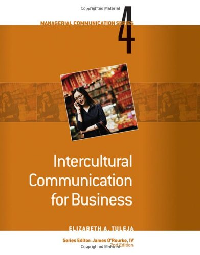 Module 4: Intercultural Communication for Business (Managerial: O'Rourke, James S.;