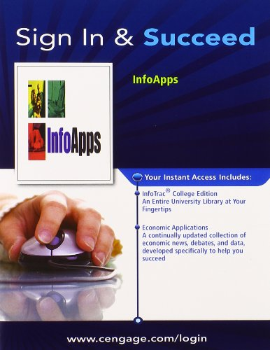 9780324587869: InfoApps 2-Semester Printed Access Card