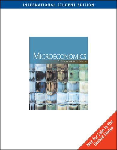 9780324588576: Microeconomics: WITH Pac Econapps AND Infotrac