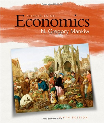 9780324589979: Principles of Economics (Available Titles Coursemate)
