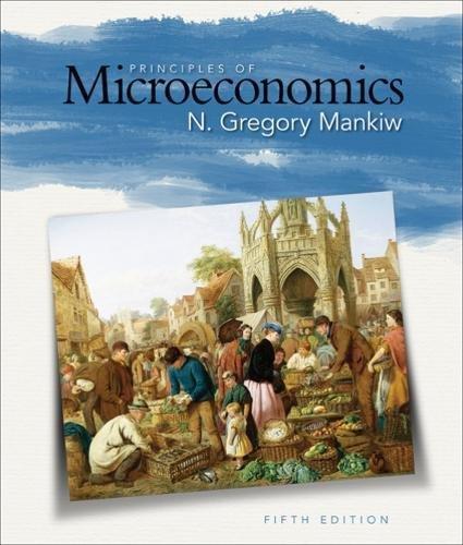9780324589986: Principles of Microeconomics, 5th Edition
