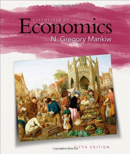 Essentials of Economics (Hardback): University N Gregory Mankiw
