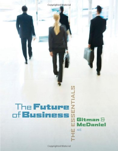 9780324590760: The Future of Business: The Essentials (with Building Your Career Booklet)