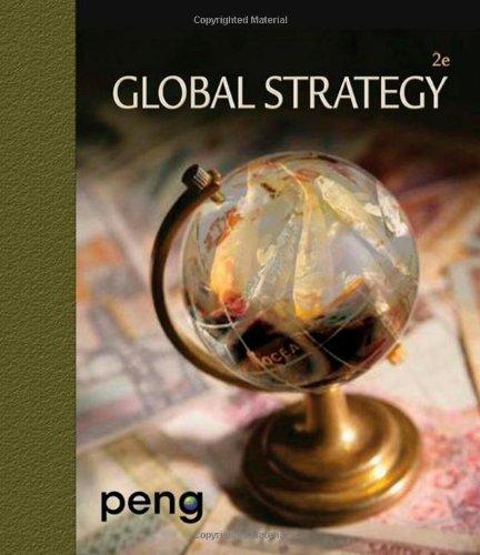 9780324590999: Global Strategy