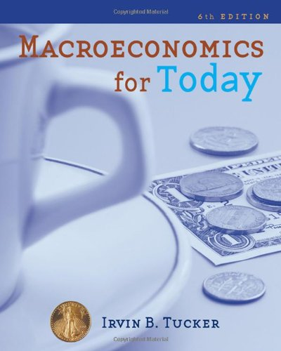 9780324591378: Macroeconomics for Today (Available Titles Aplia)