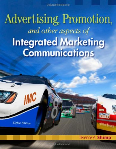 9780324593600: Advertising Promotion and Other Aspects of Integrated Marketing Communications