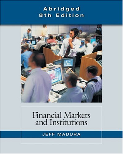 international corporate finance madura multiple choices answer chapter 5 Responsibility and ethics plays in international corporate finance for madura's international financial management for multiple choice practice questions that.