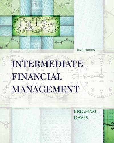 9780324594690: Intermediate Financial Management (with Thomson ONE - Business School Edition 6-Month Printed Access Card)