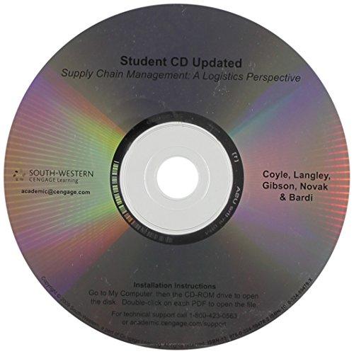 Student CD-ROM, Revised for for Coyle/Langley/Gibson/Novack/Bardi's Supply: Coyle, John J.,