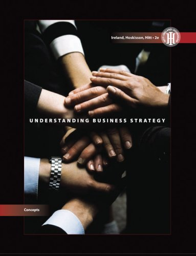 9780324595826: Understanding Business Strategy: Concepts (Concepts (Cengage Learning))