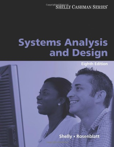 9780324597660: Systems Analysis and Design (Shelly Cashman Series)