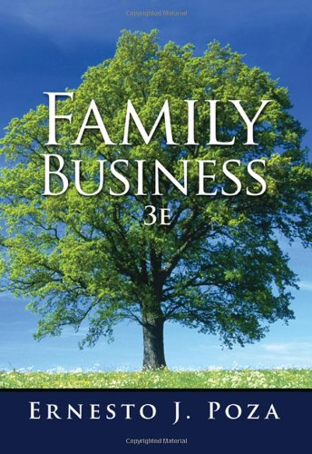 9780324597691: Family Business