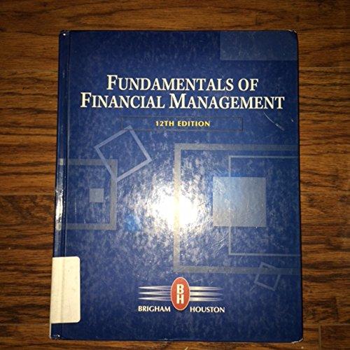 9780324597714: Fundamentals of Financial Management