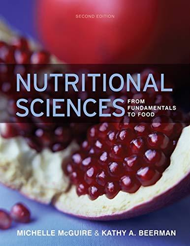 9780324598643: Nutritional Sciences: From Fundamentals to Food (with Table of Food Composition Booklet) (Available Titles CourseMate)