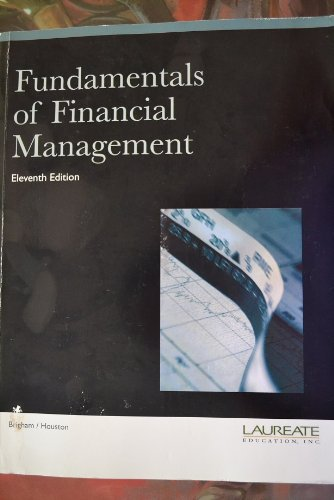 9780324611168: Fundamentals of Financial Management