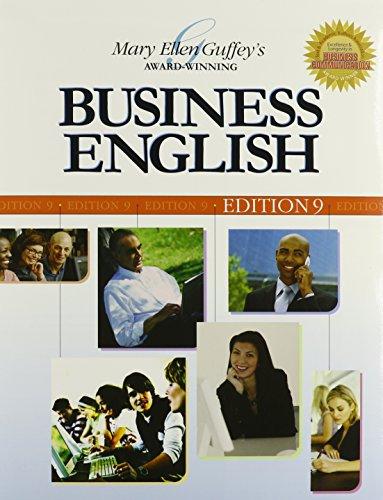 9780324629408: Business English